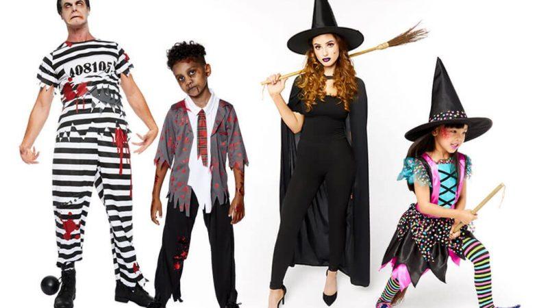 Pustni kostumi navdahnjeni z idejami iz noči čarovnic